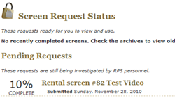 Rps Rental Property Screening